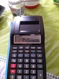 Calculadora portátil da cassio