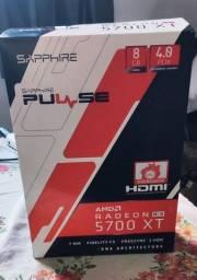 Rx 5700 XT 8GB Pulse Sapphire