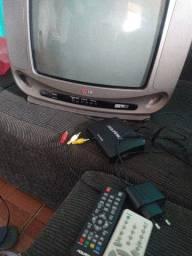 TV E APARELHO