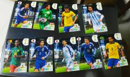 Cards Word Cup Brasil Panini Original