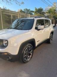 Título do anúncio: Jeep renegade 1.8 LNGTD AT.