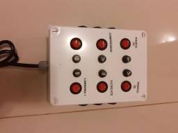 Painel Controlador Energia - Aquario