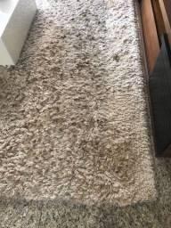 Vendo tapete bege 2,50 x 3,00