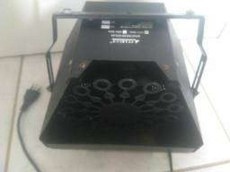 Máquina de fazer bolhas de sabao