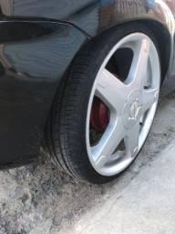 T/ Roda axxis 17 pneu 185/35