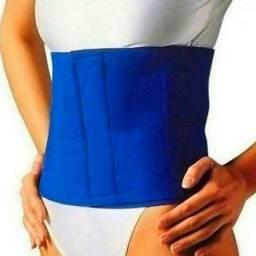 Título do anúncio: Cinta redutora modeladora abdominal efeito sauna
