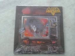 Lizzy Borden - Visual Lies 1987 Lp Nacional