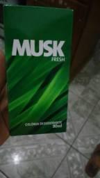 Perfume musk fresh