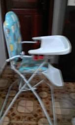 Cadeiras para alimentar bebê
