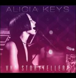 Alice Keys - DVD + CD originais