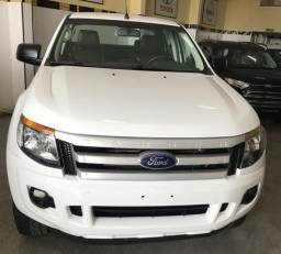 Ford Ranger XLS 15/15 MT Diesel 4x4 - 2015