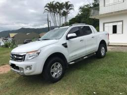 Barbada linda Ford ranger Limited XLT ano 2015 diesel impecável! - 2015
