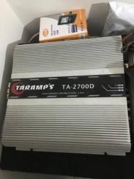 Taramps 2700 rms