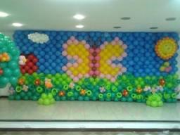 Curso de Arte com Balões
