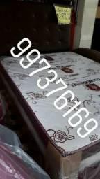O Rei das camas Casal ultra luxo 700.00 frete grátis 999106131