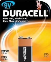 Bateria 9 Volts Duracell