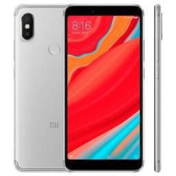 Celular Xiaomi Redmi S2 64gb Cinza + Capa + Pelicula em até 12x
