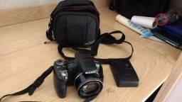 Camera sony semi-profissional