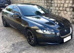 Jaguar Xf 2.0 Luxury ano 2013 cinza - 2013