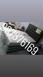 Cama de molas ensacadas. 800.00 Frete grátis 999106131