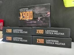 Lanterna Militar Tática X900 Original Legitima