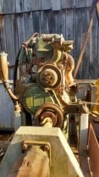 """Motor estacionario e bomba de mineração de areia 6"""""""