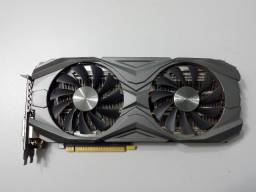 Placa de Vídeo GeForce GTX 1070 8GB