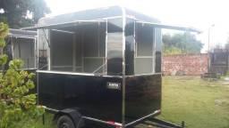 Food trailer lulla carretas