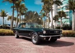 Ford Mustang V8 Motor 289 - Hard Top - 1965