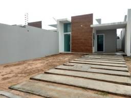 Casa Plana 3/4 no Eusébio Próx a Fio Cruz - Arquitetura de Luxo