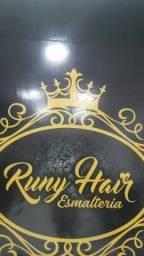 Salão Runy Hair Esmalteria