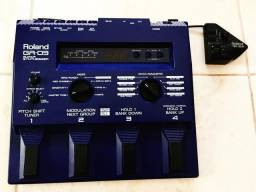 Pedaleira Roland Gr09 com Gk2