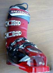 Bota para esquiar Salomon