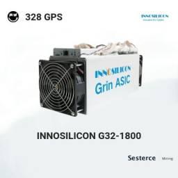 G32-1800 Miner +220V PSU lucro de 100mil usd ao ano