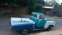 Chevrolet brasil 63. *