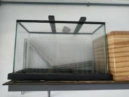 Aquário de vidro 6mm