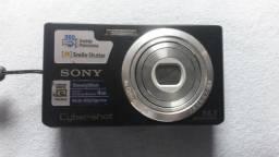 Camera Digital Sony Cyber-shot Dsc W610 Preta 14.1mp