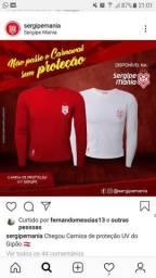 Camisa UV Clube esportivo Sergipe