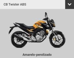 CB Twister 250F - 2019