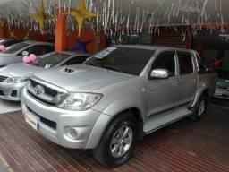 Toyota hilux cd srv 2009 - 2009