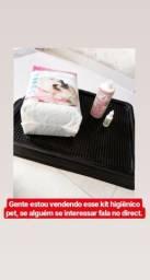 Kit higiênico - usado apenas uma vez