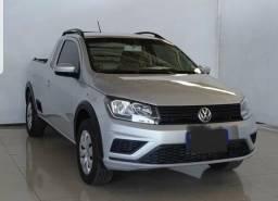 Volkswagen saveiro 1.6 trendline cab. estendida - 2017