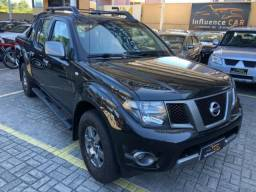 Nissan frontier 2014 2.5 sv attack 4x4 cd turbo eletronic diesel 4p manual - 2014