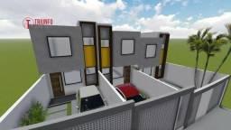Casa Geminada 2 quartos em Santa Luzia - Cód: 140