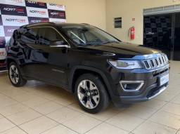 JEEP COMPASS 2.0 16V LIMITED 4X4 AUT 2018 - 2018