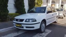 Volkswagen Parati  1.6 (Álcool) ALCOOL MANUAL - 2002