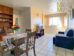 Apartamento com 3 dormitórios à venda, 78 m² por R$ 210.000,00 - Praia do Futuro - Fortale