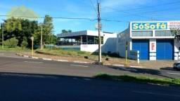 Terreno para alugar, 316 m² por R$ 990,00/mês - Jardim Everest - Presidente Prudente/SP