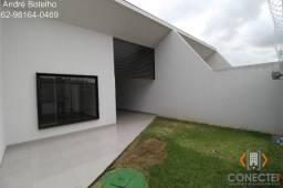 Casa 3 quartos, sendo 1 suíte no Parque das Nações - Aparecida de Goiânia