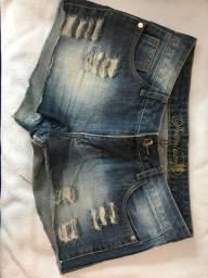Short Jeans Polo Premium